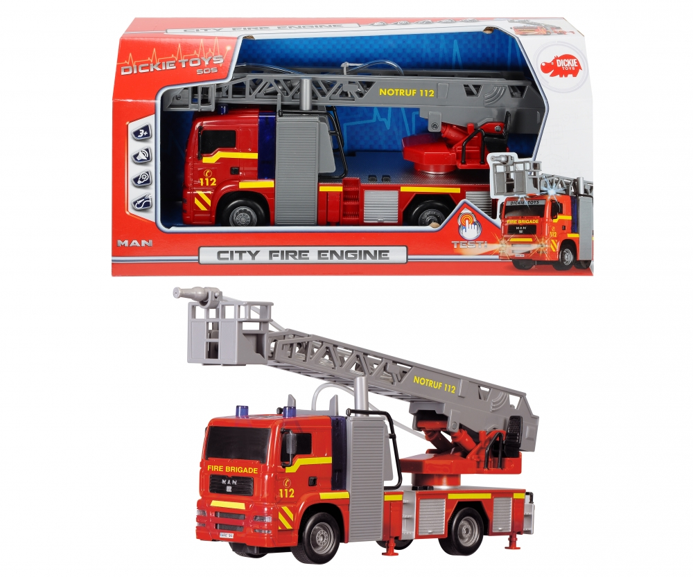 City Fire Engine - SOS - Brands - 463.3KB
