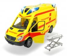 DICKIE Toys Emergency Van