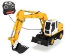 DICKIE Toys Wheeled Excavator