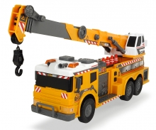 DICKIE Toys Crane Truck