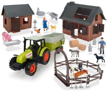 DICKIE Toys CLAAS Farm Set