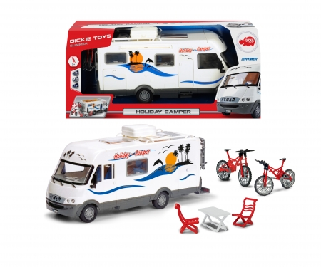 DICKIE Toys Holiday Camper