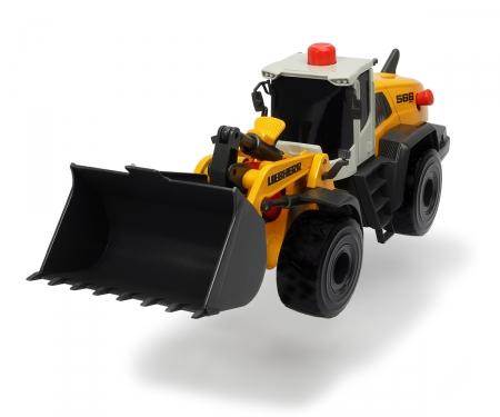 DICKIE Toys Air Pump Liebherr