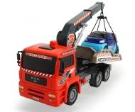 DICKIE Toys Air Pump Crane Truck