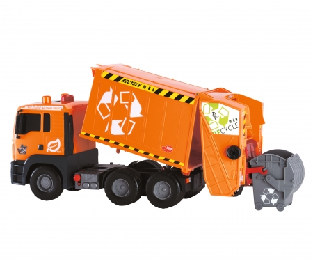 DICKIE Toys Air Pump Garbage Truck