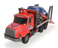 DICKIE Toys Air Pump Car Transporter