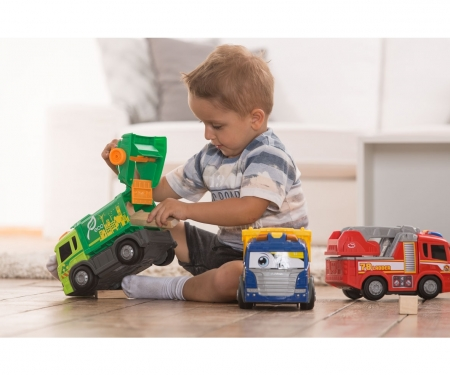 DICKIE Toys Happy Scania Garbage Truck