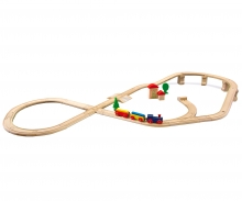 Eichhorn Train, Circle 8 with Uphill, 45 pcs.