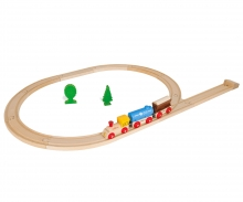 EH Train, Oval, 18 pcs.