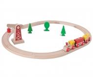 Eichhorn Train, Oval