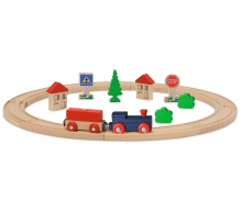 Eichhorn Train, Circular
