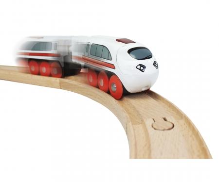 Eichhorn Bahn, Infrarot-Lok