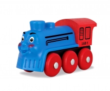 EH Train, Lok with Face