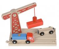 Eichhorn Train, Loading Crane