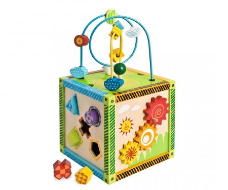 Eichhorn Color, kleines Spielcenter