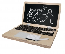 EH Laptop with Puzzle, 14 pcs.