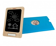 EH Wooden Tablet, 4 pcs