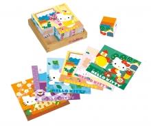 Hello Kitty Cube Puzzle