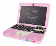 Hello Kitty Wooden Laptop with Puzzle