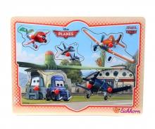 Planes Figure Puzzle