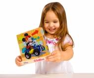 Mickey Mouse Clubhouse Bilderwürfel-Puzzle