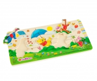 Winnie the Pooh Formen Puzzle