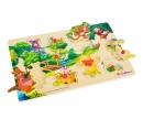 Winnie the Pooh Figuren Puzzle