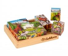 Eichhorn Animals Picture Cubes