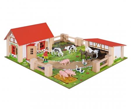 Eichhorn Kleiner Bauernhof