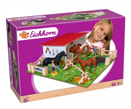 Eichhorn Pferdestall