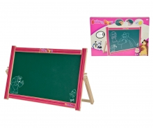 Masha and the Bear Tabletop rotating Blackboard