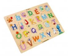 KiKANiNCHEN Buchstaben-Puzzle