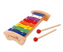 KiKANiNCHEN Wooden Xylophone