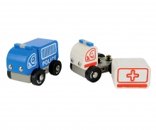 HEROS Baufahrzeuge, Krankenwagen