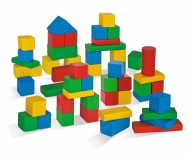 HEROS Wooden Building Blocks 50