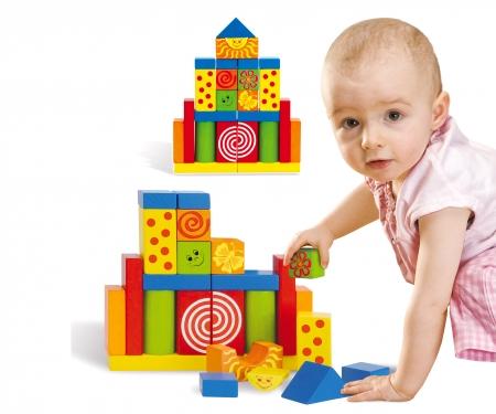 HEROS Creativ Blocks for Babies