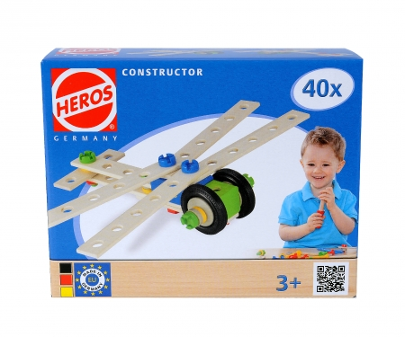 HEROS Constructor 40-tlg.