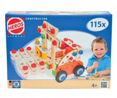HEROS Constructor, Palettenstapler
