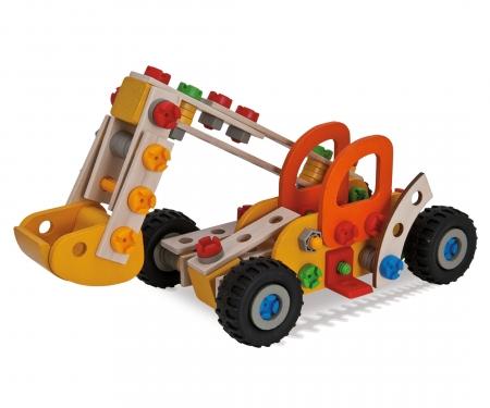 HEROS Constructor, Cable Excavator