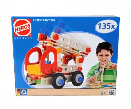 HEROS Constructor 135-tlg.