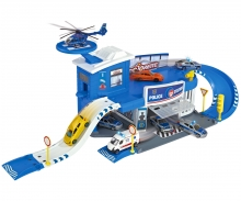 Creatix Police Station + 1 Vehicules