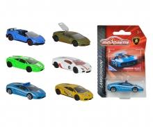 Lamborghini Assortment 6-sort.