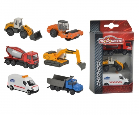 Construction 3 Pieces Set