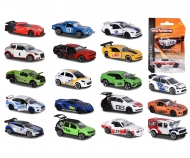 Majorette Racing Cars, 18 rodz.