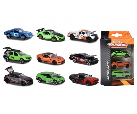 Premium Racing Set 3 Pièces