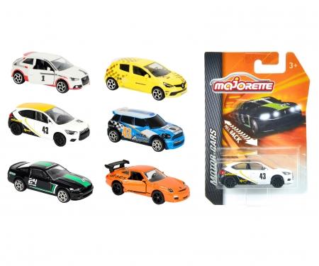 Racing Motor Cars