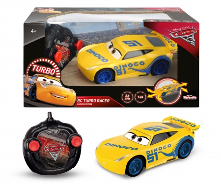 CARS 3 RC 1/24 Cruz