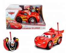 Cars RC 1/16 Mc Queen Pre-Scolaire