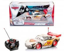 Cars RC 1/24 Mc Queen Silver
