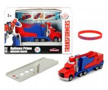 Transformers Véhicule Lanceur 11cm Optimus Prime